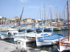 Port de Sanary/mer - Céline Quenneville