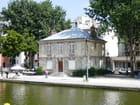 Vieille maison au bord du canal - Jacqueline DUBOIS