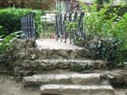 Escalier de pierre - Patrice PLANTUREUX