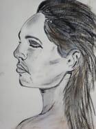 Portrait de femme - catherine fourneron