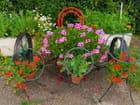 La chaise rouge - jean claude guerguy