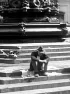 Le pauvre au pied de sa fontaine - lerouge cécilia
