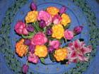 Bouquet d'anniversaire par CHRISTINE LESAGE sur L'Internaute