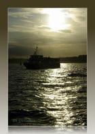 reflets de coucher de soleil - PHILIPPE GUILLEMOT