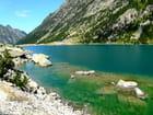 Superbe lac de gaube - odette lefebvre