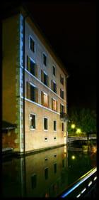 Maison sur le canal - Thomas DULAURENT