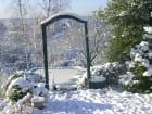 piscine à la neige - sophie souchet