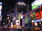 Times square la nuit - serge piguet