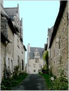 Jolie rue d'un joli village - Anette MONTAGNE