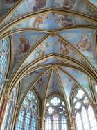 Chaalis - la Chapelle - anne-Marie Celis