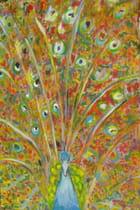 Le paon fait la roue par Annette BLOCH-JAMBET sur L'Internaute