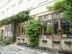 Vieille rue artisanale à Belleville par Marie-Anne GERBE sur L'Internaute