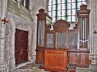 Saint Sulpice de Favières, Église, le petit orgue par Jean Claude ALLIN sur L'Internaute