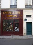 Chapellerie Simon - ALAIN ROY