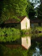Petite maison le long du canal - Marie-Anne GERBE