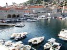 Dubrovnik le port - Patrick CHAINBAUX