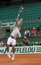 Service Federer - Olivier ROBIN