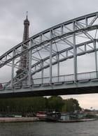 Tour Eiffel & Pont Bir Hakeim - Marie-Christine JACQUES