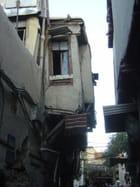 Rue de la vieille ville - Mauricette POTIER