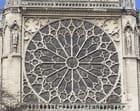 La Rosace Sud de Notre-Dame par Gérard ROBERT sur L'Internaute