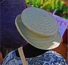 Le chapeau de paille. - Serge AGOMBART
