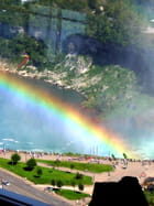 Les chutes de Niagara - Pierre LAVILLE