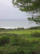 Paysage du bord de mer - ROSELINE RECHER