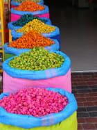 Les parfums du souk de Marrakech - jacques bardou