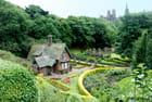 Parc verdoyant à Edimburg par Patrick Battistolo sur L'Internaute