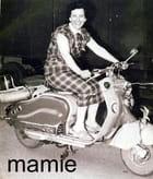 Ma mamie en scooter par Patricia PASTOURET sur L'Internaute