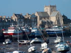 Le port de Barfleur par franck ballo sur L'Internaute
