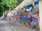 Le mur de John Lénon - Therese Rolland