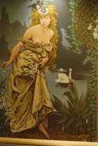 décoration des coursives du Costa Magica - Genevieve LAPOUX
