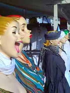 Demoiselles de Palavas les flots - José MOIMEAU