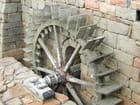 Roue du moulin - EMILE GALLAIS