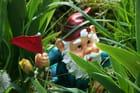 Cache-cache avec un nain de jardin - Lise Frère