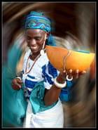 Femme peule au marché par Patrick PERALTA sur L'Internaute
