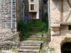 Vieille ruelle de Gémeaux - robert buatois
