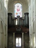 L'orgue de la Collégiale de Fécamp par Gérard ROBERT sur L'Internaute