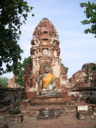 Vestige bouddhiste - Eric MASSON