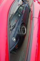 Reflet d'une Porsche - Franck BOUVIER