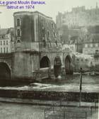 Le moulin de Baneaux Bombardé (41) - Francis NOZET