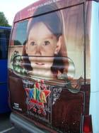 Bus de tourisme européen. - jean-marc puech
