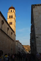 la Placa, artère principale de Dubrovnik - Genevieve LAPOUX