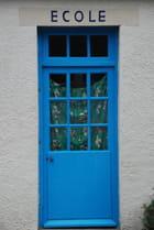 Porte d école bretonne par Marie monique PEAN sur L'Internaute