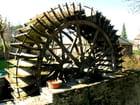 Roue de moulin par jean-marc panzeri sur L'Internaute