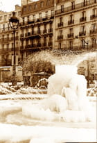 Paris sous la Neige - Laurent SIGONNEAU