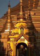 La pagode Shwedagon - jacques EHRMANN