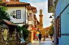 Antalya, la vieille ville. par Alice AUBERT sur L'Internaute
