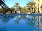 Au bord de la piscine-Douz - Mohamed Larbi BOUGUIRA